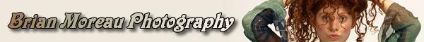 Brian Moreau Photography banner